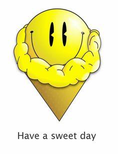Smiley clipart ice cream Cream body Smiley Яндекс and