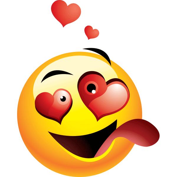 Smiley clipart kid I Eyes Crazed Smiley Love