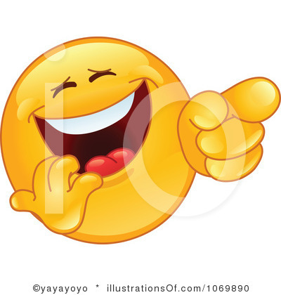 Smileys clipart laugh Happy free Laughter clipart