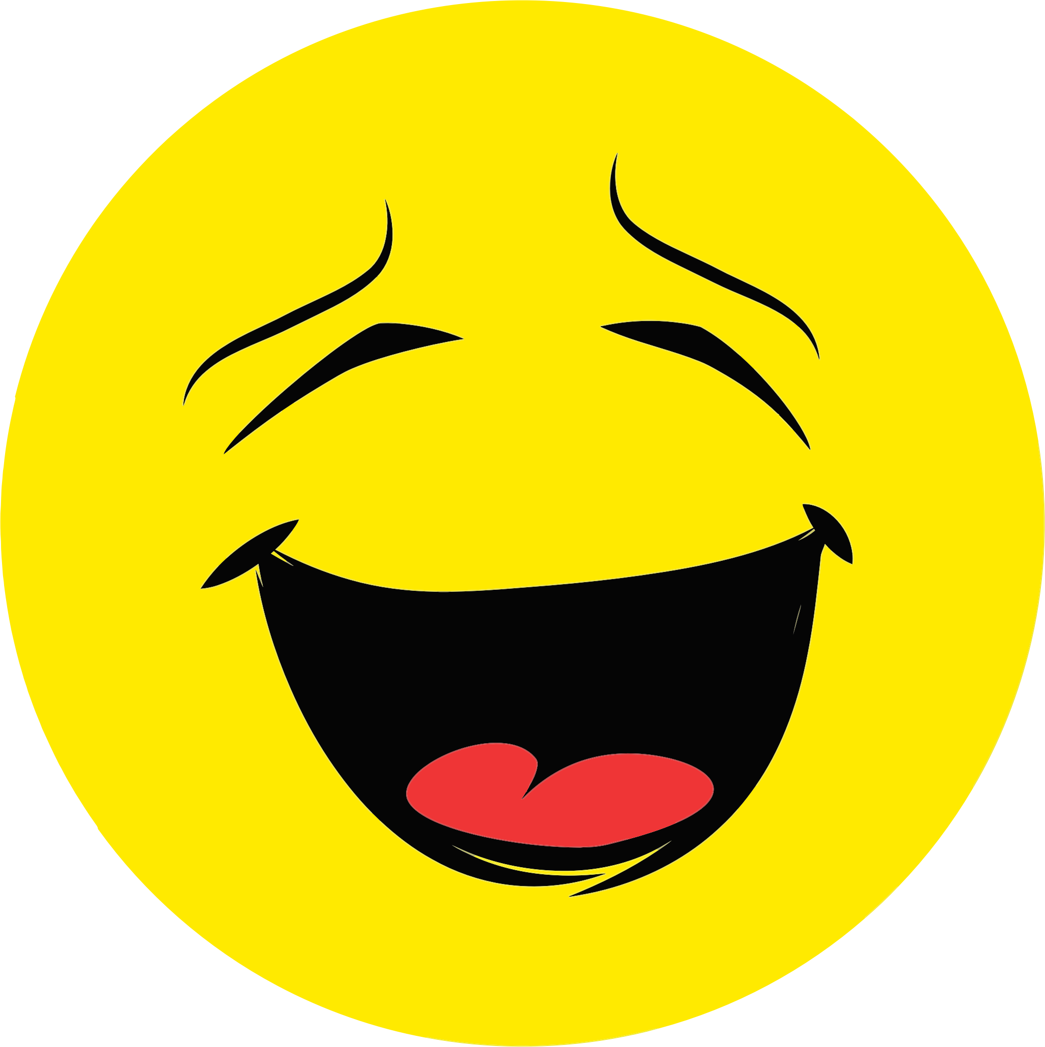 Smileys clipart laugh Smiley Laughing Smiley Laughing Clipart