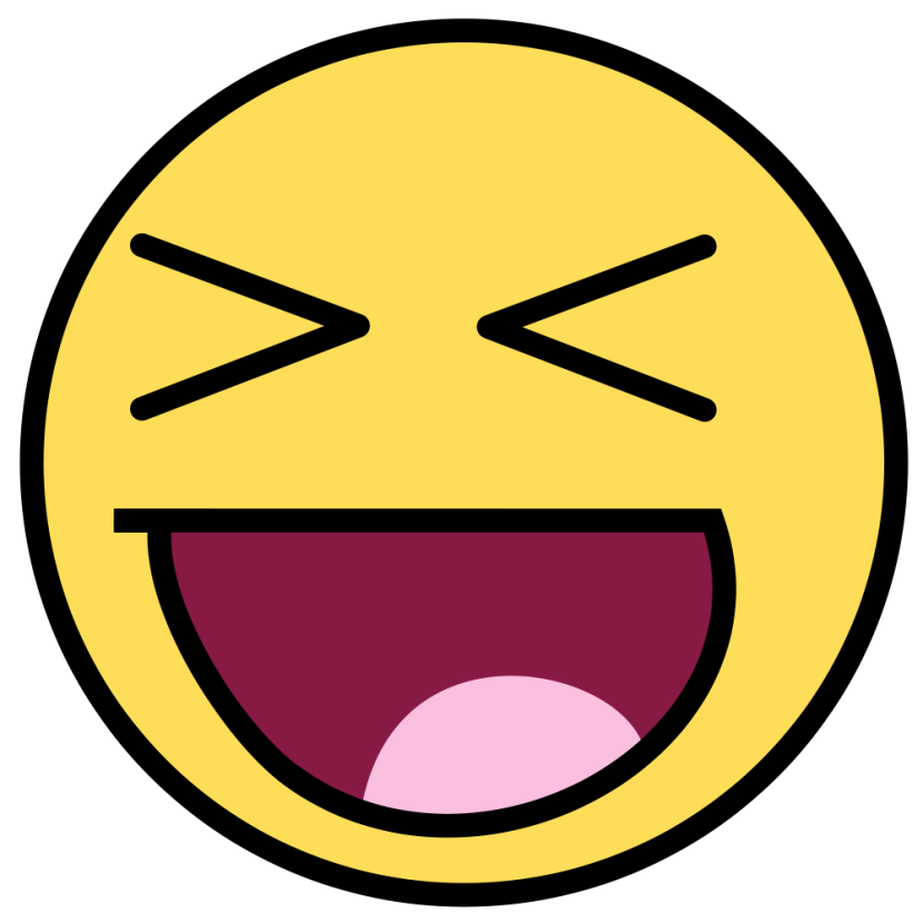 Smileys clipart laugh Clip Art Best Laughing collection