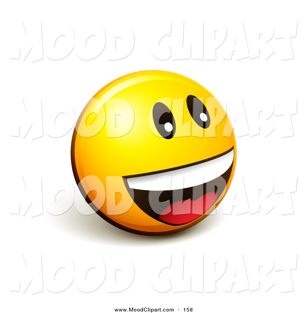 Smiley clipart mood Laughing Clipart Face Panda Free