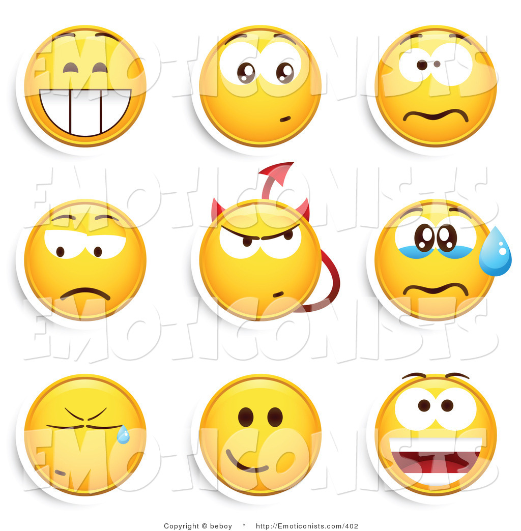 Smileys clipart disgust 9 Face Emoticon Devil Grinning