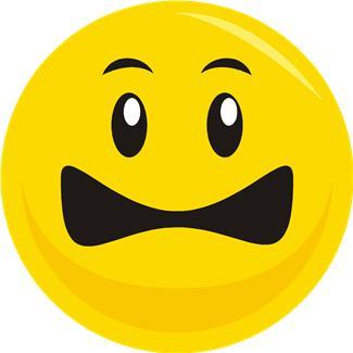 Smiley clipart nervous Smiley Clip Download Face Nervous