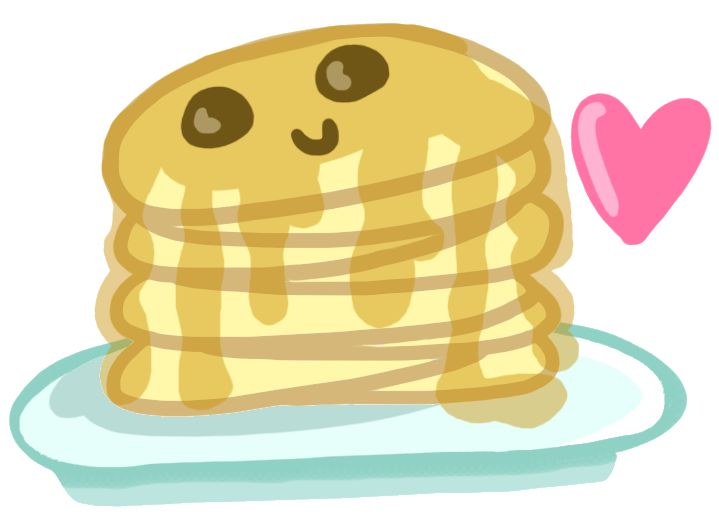 Smiley clipart pancake Images Happy best Cartoon Pancakes