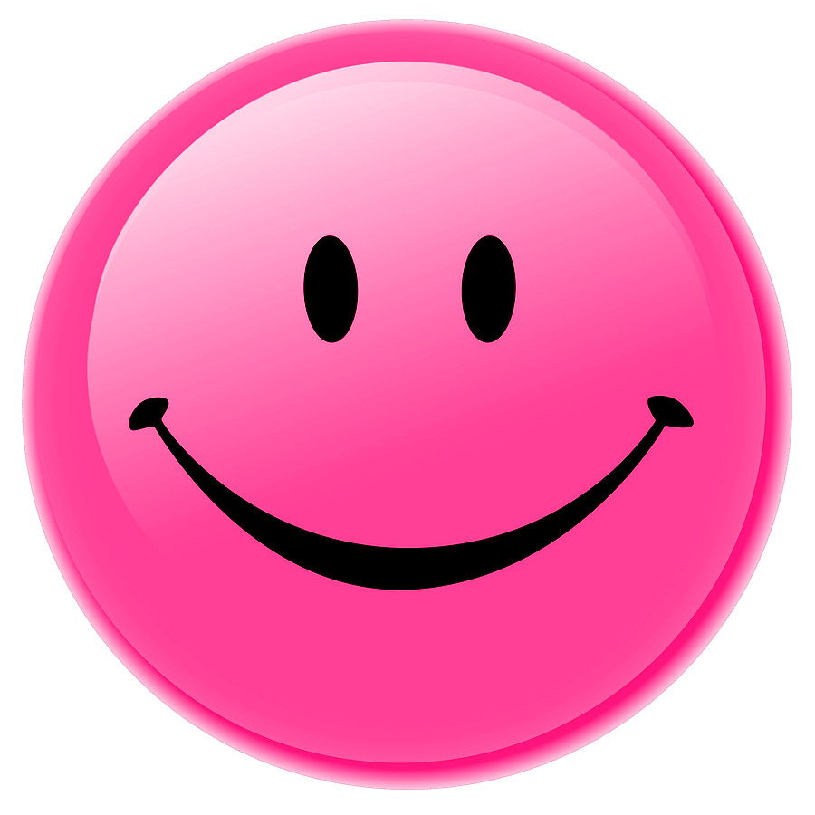 Smileys clipart pink Smiley And Panda With Clipart