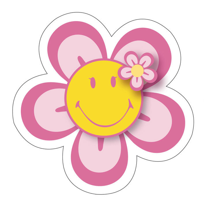 Pink Flower clipart for kid Art Art Clip Free Free