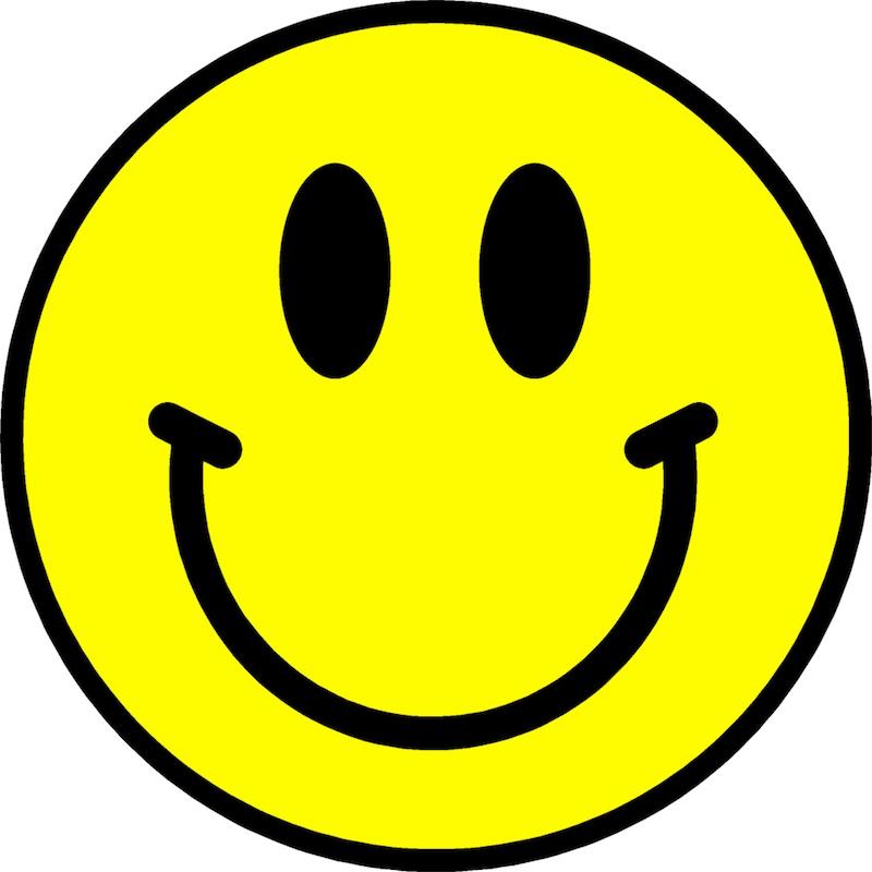 Smileys clipart positive Surrenders