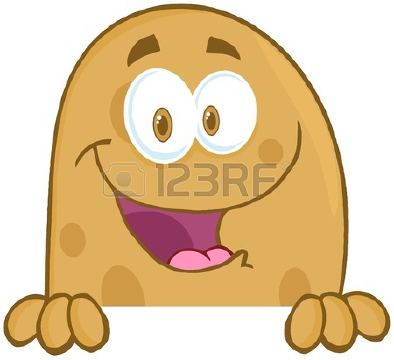 Smiley clipart potato Clipart Clipart Potato Clipart Free