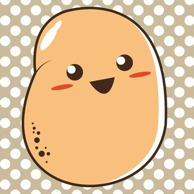 Smiley clipart potato Twitter potato potato lil smiley