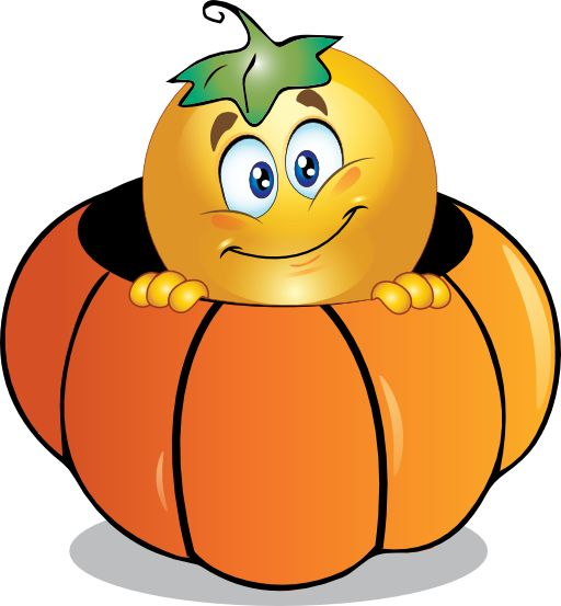 Smileys clipart pumpkin On images best Pinterest 822