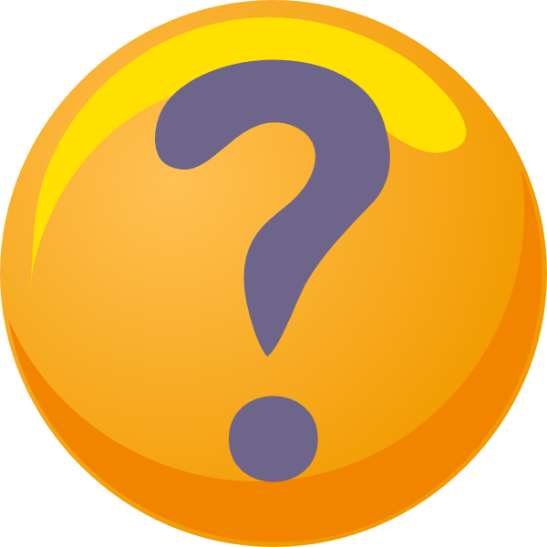 Smileys clipart question mark Free Clipart Mark Clipart Question