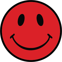 Smiley clipart red Clipart Face Clipart Crimson Info