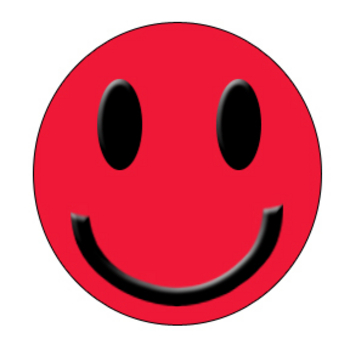 Smiley clipart red Art Art Face Smiley Clip