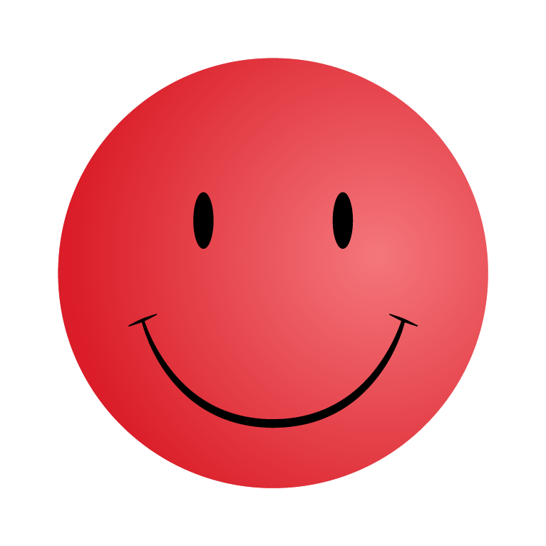 Smiley clipart red (20+) Red Clip Face face