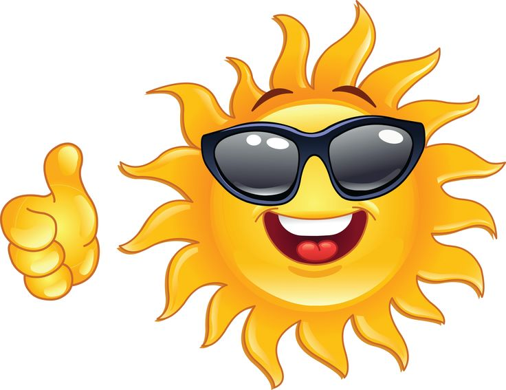 Smiley clipart summer Clipart smiley Cliparting Summer clipart