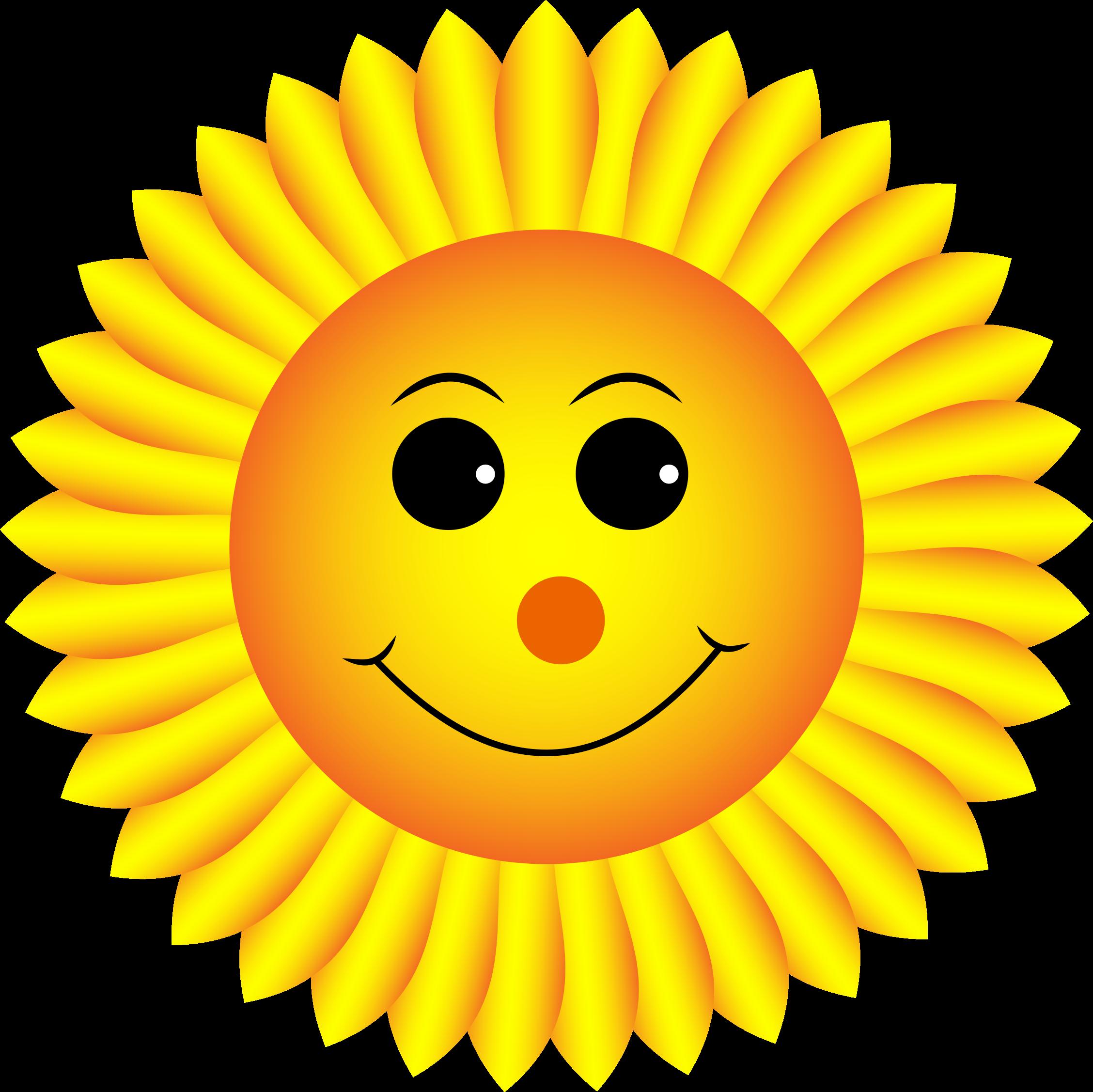Smileys clipart sunflower Smiley Sunflower Smiley Clipart Sunflower