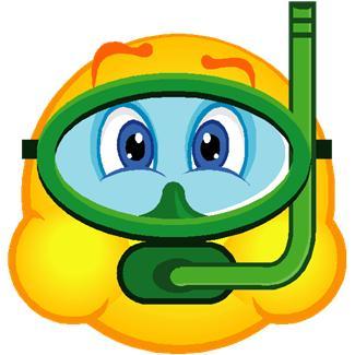 Smiley clipart swimming Adventures in in emoticon FatherhoodAdventures