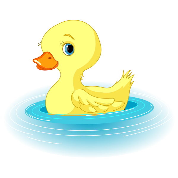 Smiley clipart swimming Symbols & Duck Emoticons Swimming