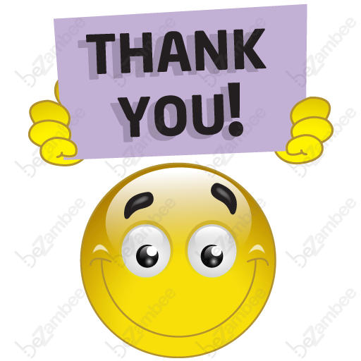 Smileys clipart thank you Google Search EMOTIONS image than