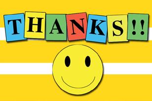 Smileys clipart thank you Clipart Panda Free Smiley Thank