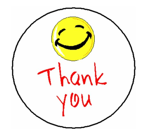 Smileys clipart thank you Thank You Clipart Images Smiley