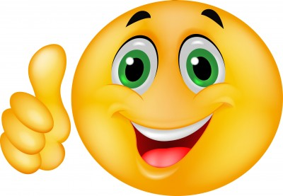 Smileys clipart thumbs up Free up Smiley 2 clipart