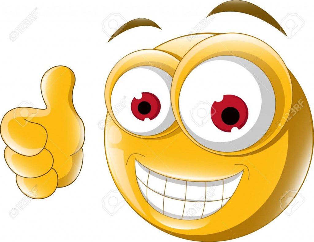 Smileys clipart thumbs up Up Clipartwork (3500) Clipart Smiley