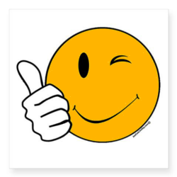 Smileys clipart thumbs up Face Smiley up face thumbs