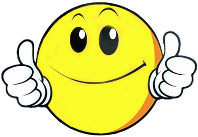 Smileys clipart thumbs up Up up Smiley Clipartix clipart