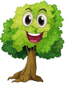 Face clipart tree #2