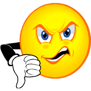 Smiley clipart upset On Face Art Free Free