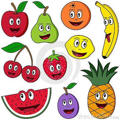 Pair clipart ten Cherries banana ten cartoon on