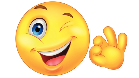 Smileys clipart wave Animated Faces Wave  Smiley