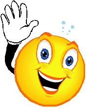 Smileys clipart wave Waving Face Waving Smiley Download