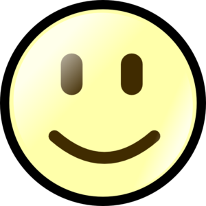 Smiley clipart yellow Images Face Yellow smiley Free