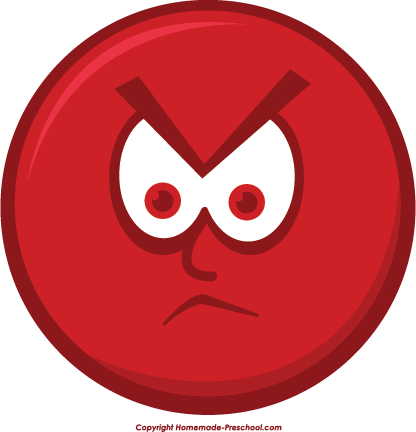Smileys clipart angry Save Image Click Face Smiley