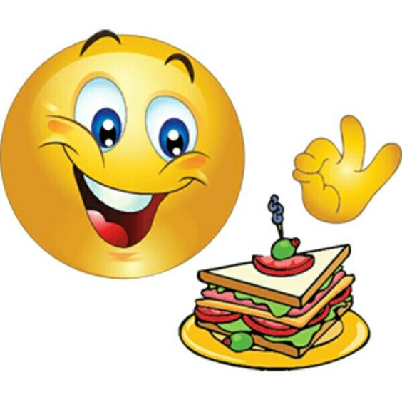Breakfast clipart smiley Smiley Lunches Pinterest Smiley and