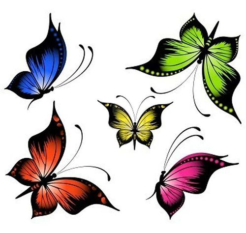 Smileys clipart butterfly Http://1 Butterfly Pinterest Emoticon com