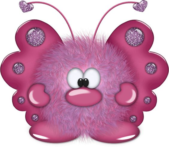 Smileys clipart butterfly XxxxFlauschige · Smiley BUTTERFLY
