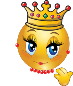 Smileys clipart camera Smiley Queen Facebook Code Chat