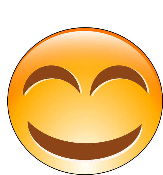 Smileys clipart cartoon Art Moving Clip Laughing Laughing