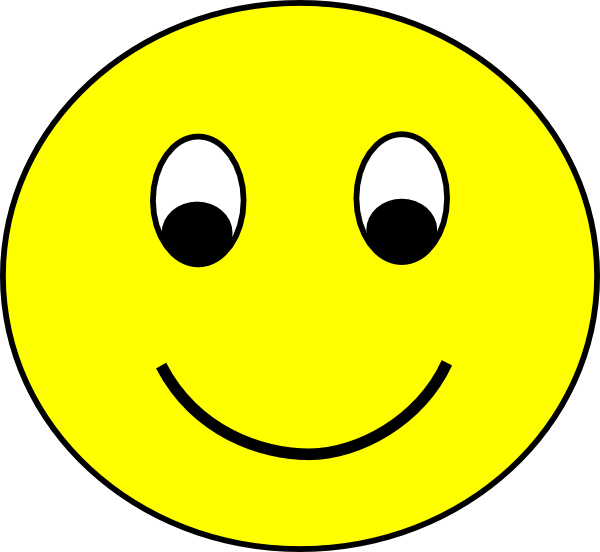 Smileys clipart excited Gallery Free Smiley Happy Clipart