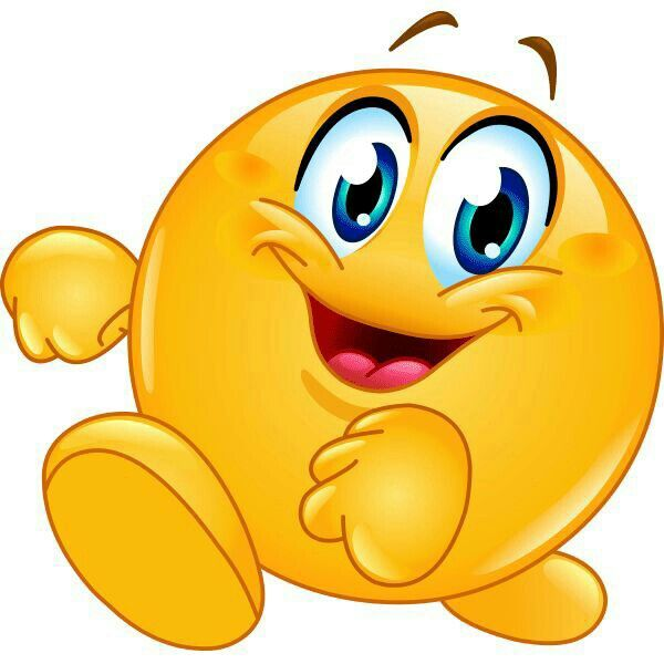 Smileys clipart excited 588 Happy smileys on about
