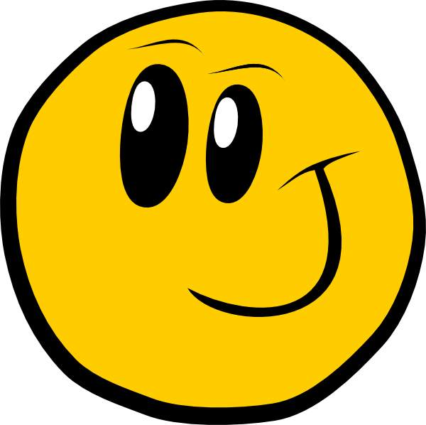 Smileys clipart excited face Thumbs Smiley Quotes Clipart There