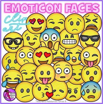 Smileys clipart happy emoji Clip Faces Emoji Emoji Teachers