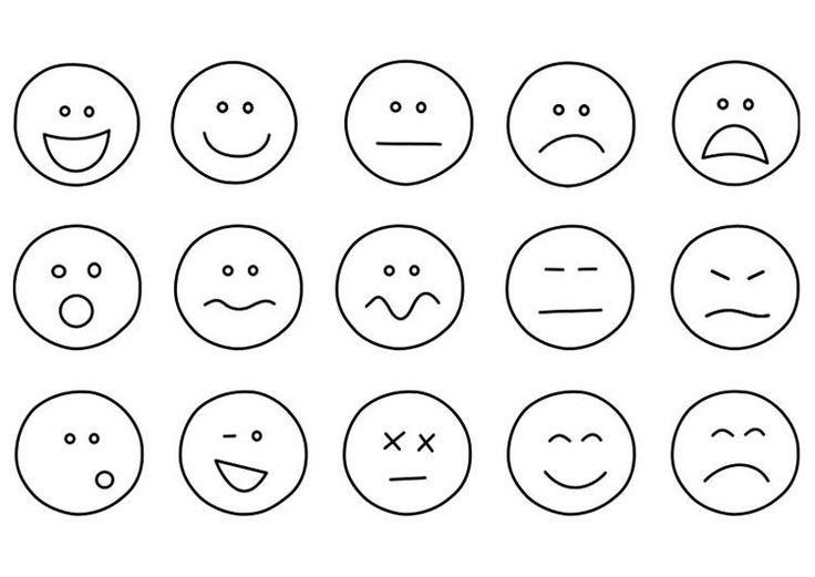 Smileys clipart happy emotion On Emotions and smiley on