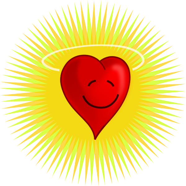 Hearts clipart smiley face Online this art com at