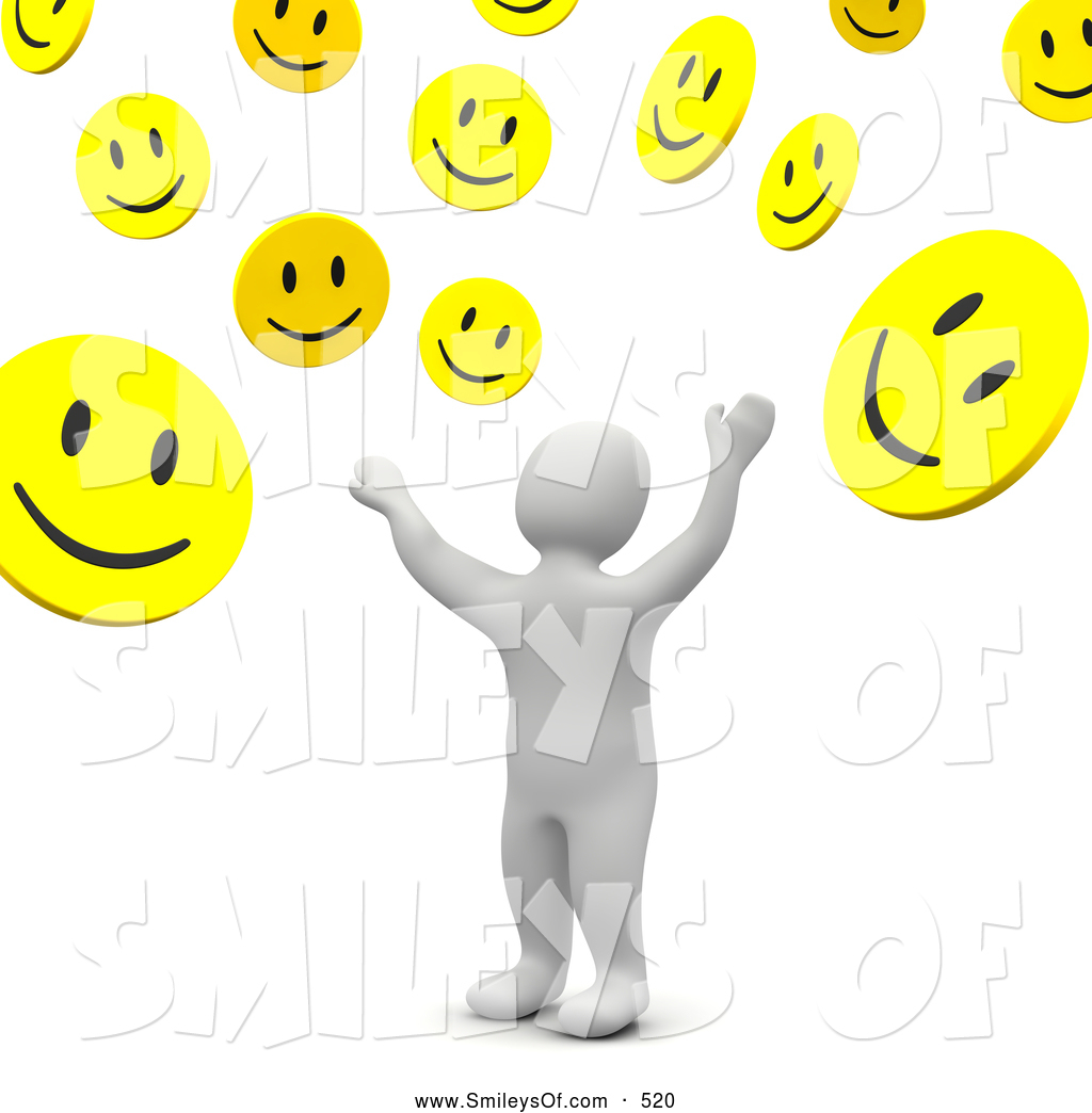 Smileys clipart man Stock Of New Smiley Man