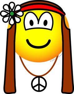 Smileys clipart peace Ideas sign hippie Best Peace